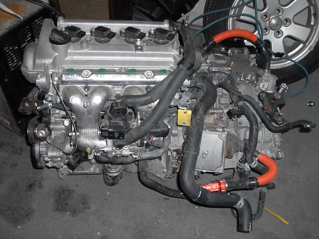04 And Newer Prius Parts Cars
